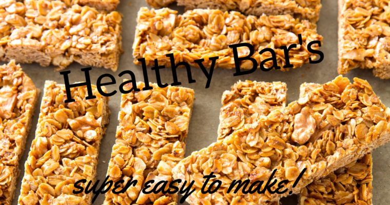 Healthy Bars