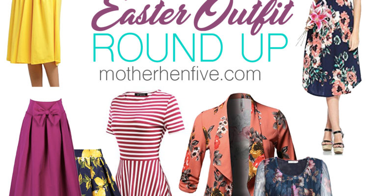 Amazon Easter Outfit Round-Up