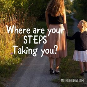 Where Are Your STEPS Taking You?
