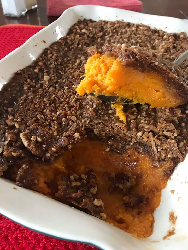 Sweet Potato Bake