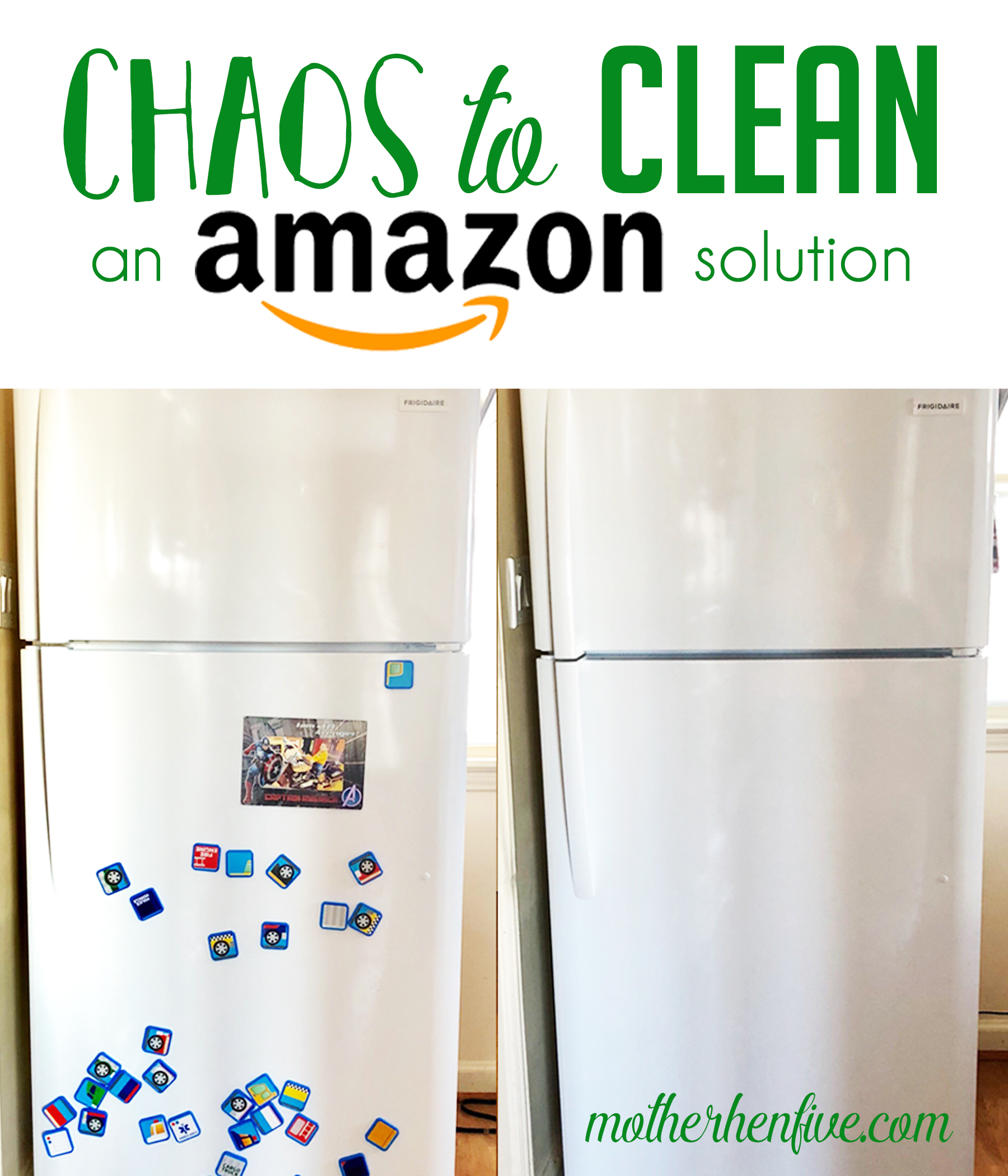 Chaos to Clean: An Amazon Solution