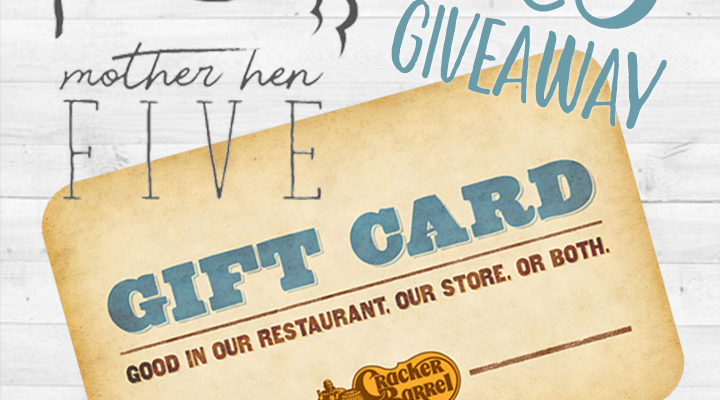 Mother Hen Five Gift Card Giveaway