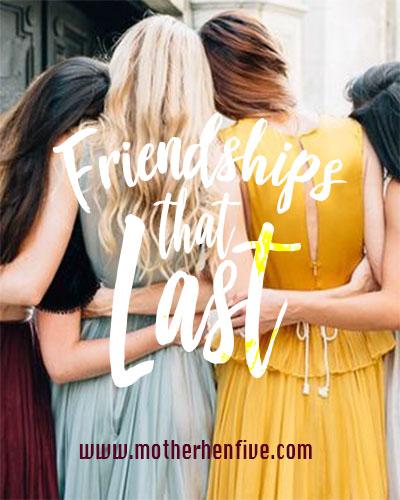 Friendships That Last
