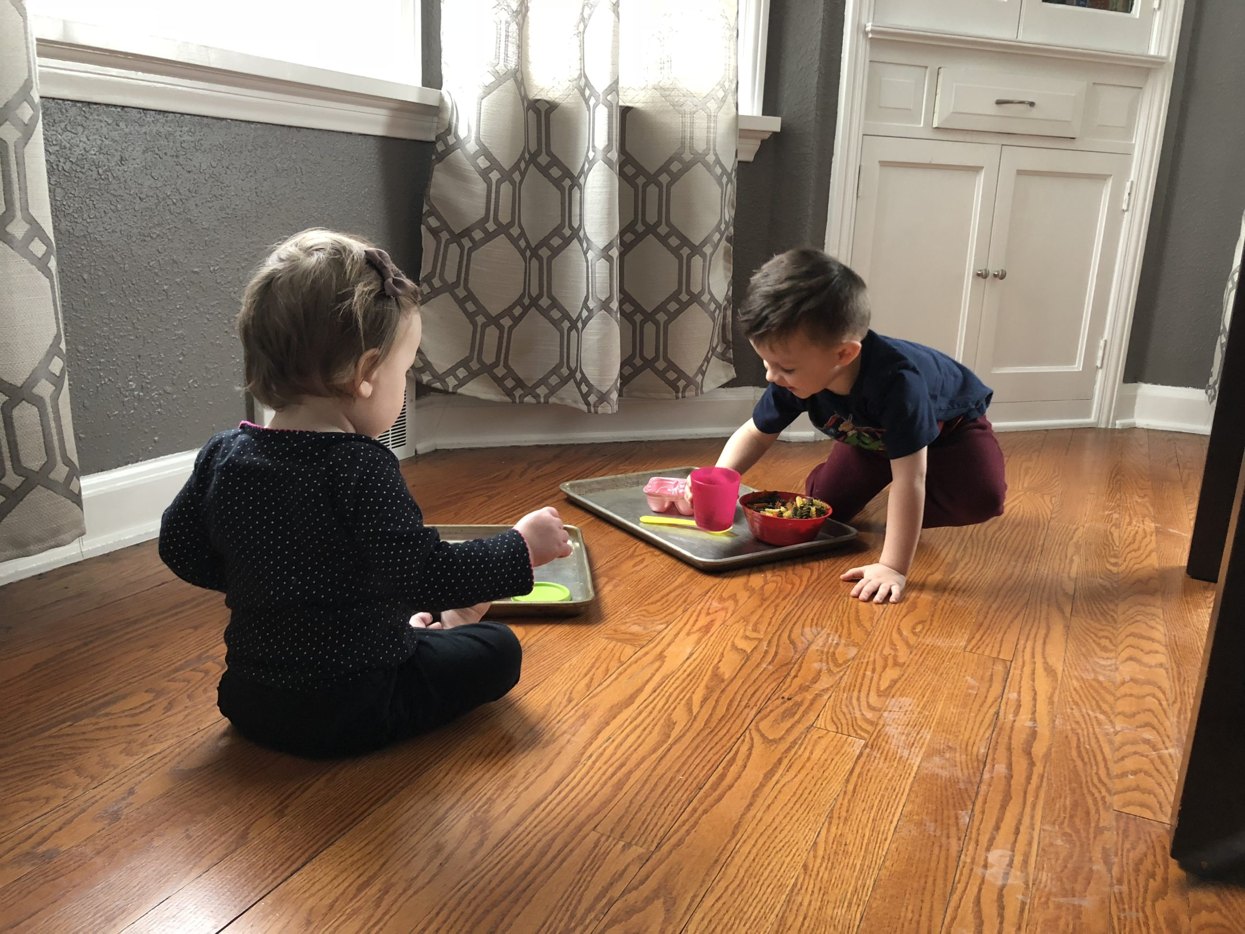 Independent Play Training