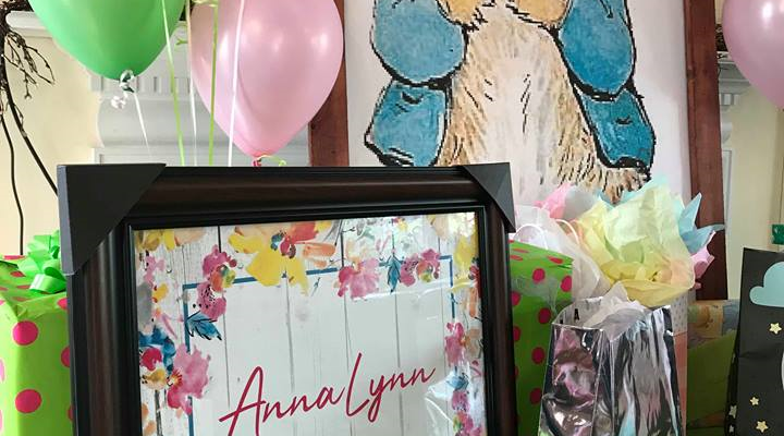 AnnaLynn's Baby Shower