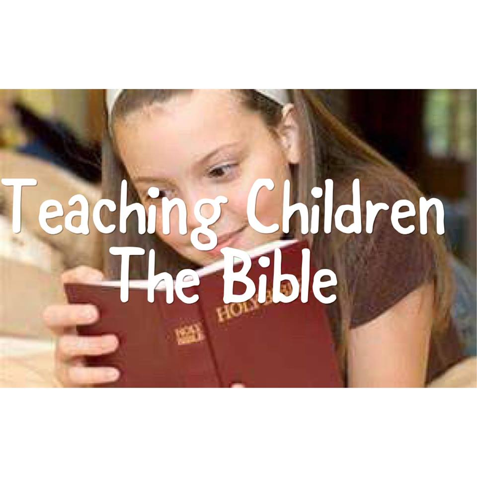 Teaching Children the Bible