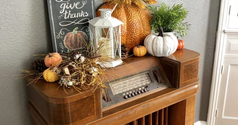 7 DIY Fall Decor Ideas