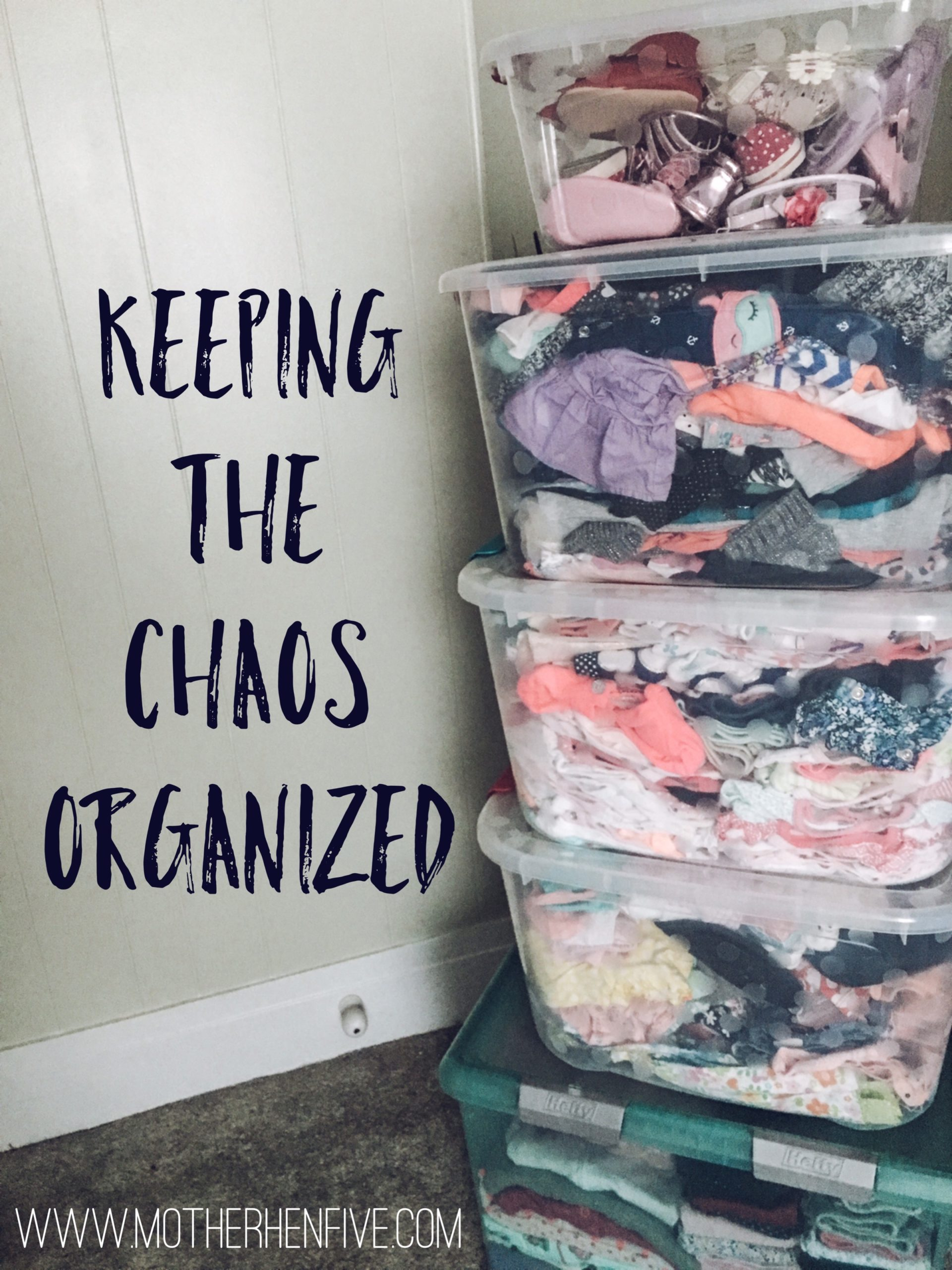 Keeping the Chaos Organized