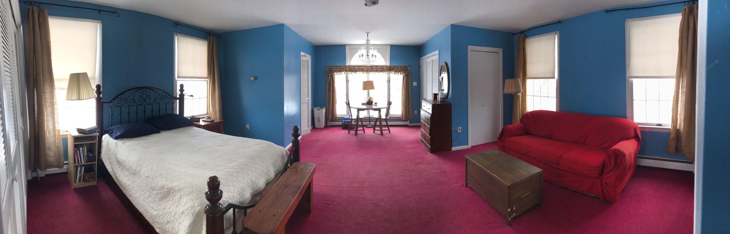 How to Simplify Your Master Bedroom