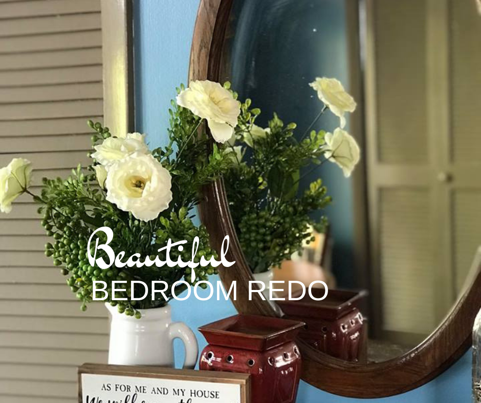 Beautiful Bedroom Redo