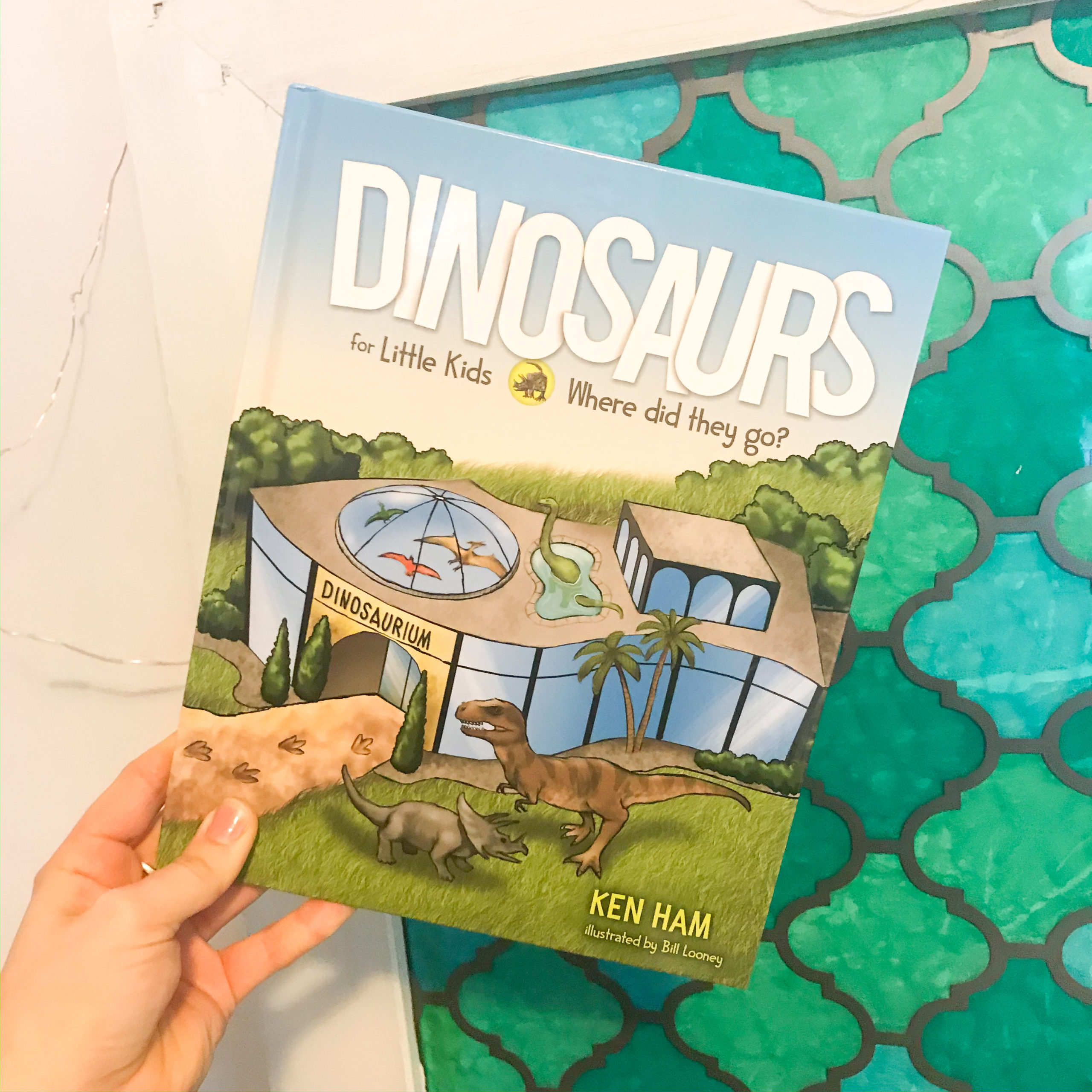 2 Books For Your Dinosaur Lovers