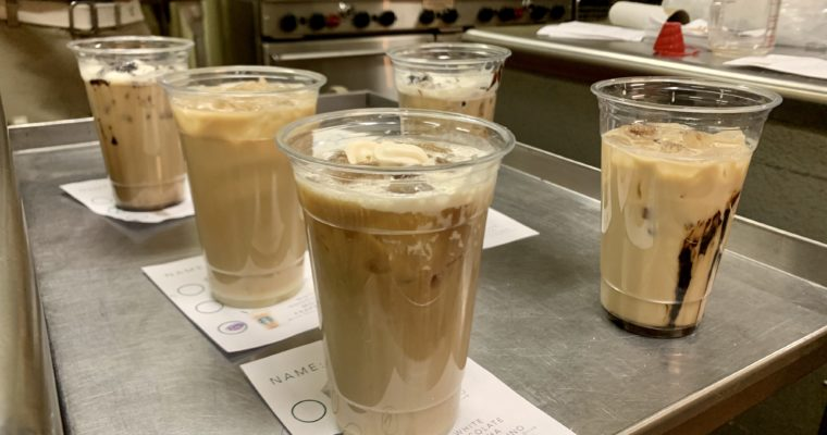 DIY Coffee Drinks